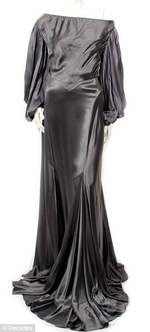 Anjelica Huston iconic dresses to sell at Decades Los Angeles