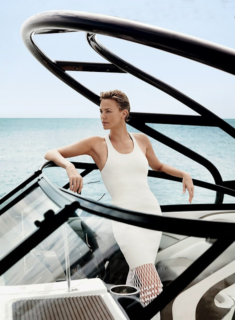 Charlize Theron for Vogue US June 2014