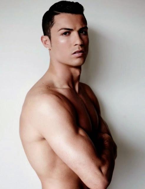 Irina Shayk & Cristiano Ronaldo for Vogue Spain June 2014