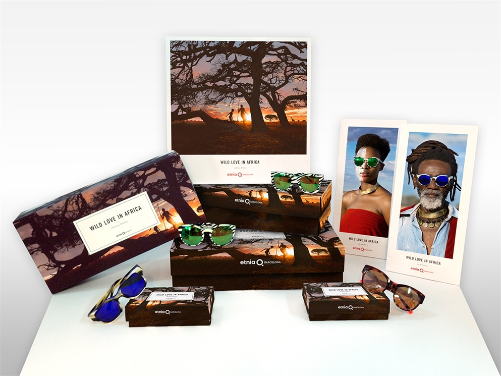 Steve McCurry for Etnia Barcelona sunglasses