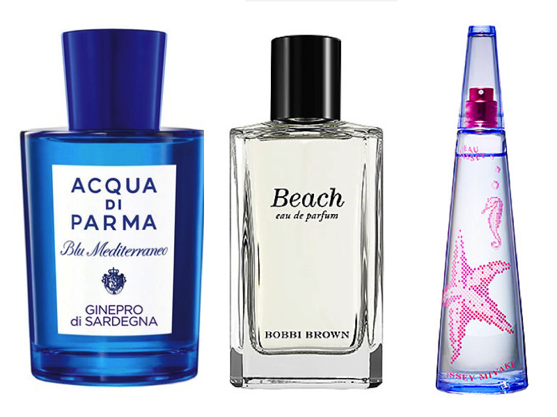 summer fragrances