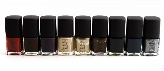 3.1 Phillip Lim x NARS nail polish Fall 2014 collection