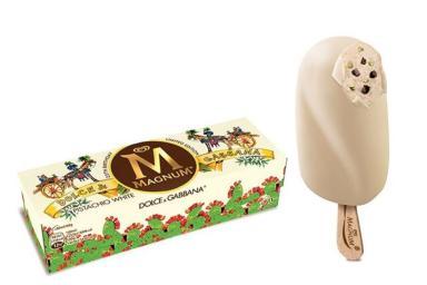 Dolce & Gabbana & Magnum Pistachio White