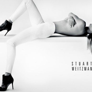 Gisele Bündchen the new face of Stuart Weitzman