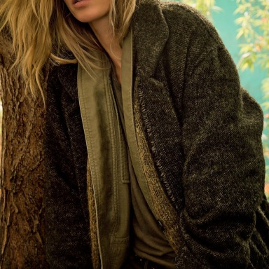 Gisele Bundchen for Isabel Marant Fall 2014