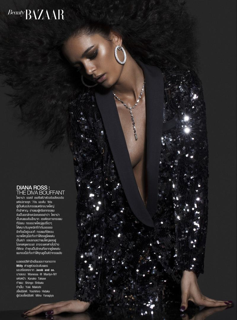 Harper's Bazaar Thailand June 2014