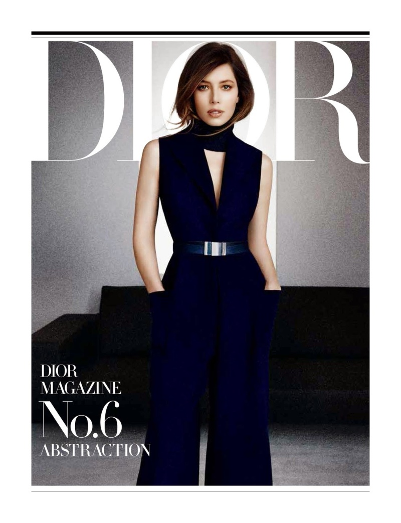 Jessica Biel for Dior Magazine No.6