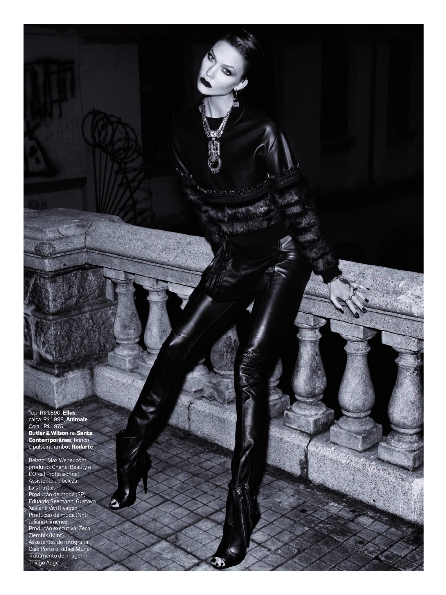 Karlie Kloss 2014 Vogue