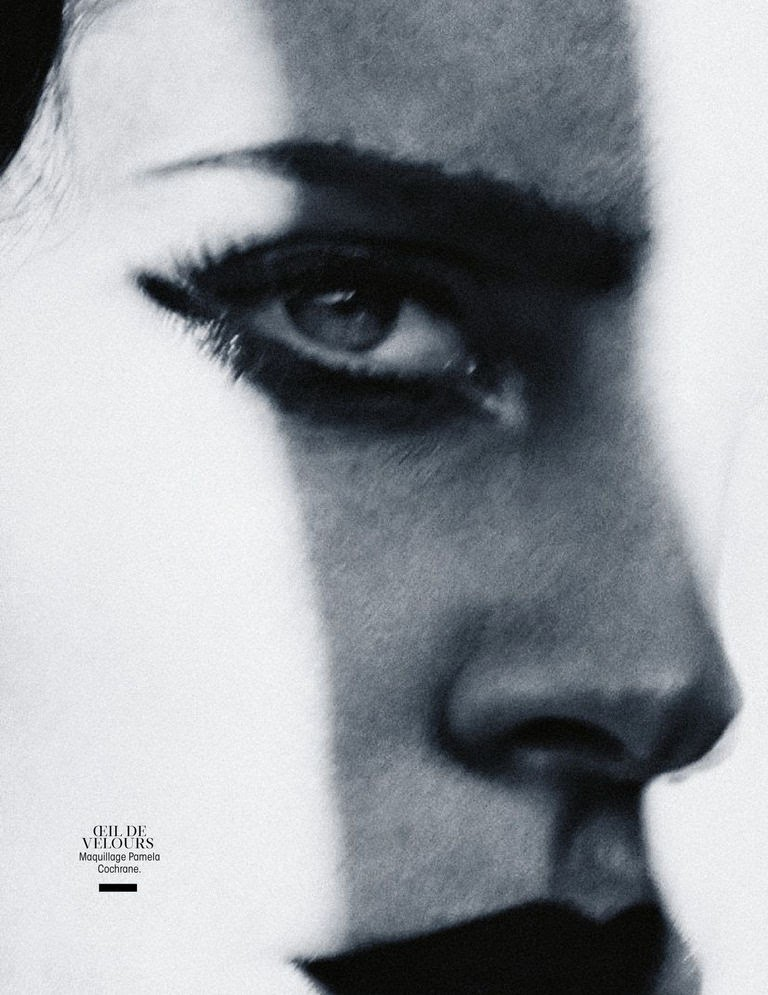 Lana Del Rey for Madame Figaro June 2014