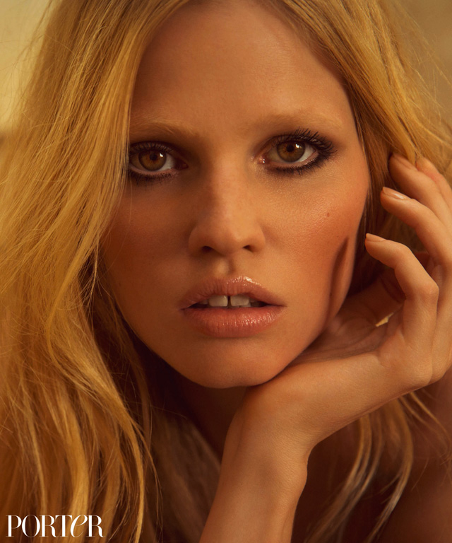 Lara Stone for Porter Magazine #3