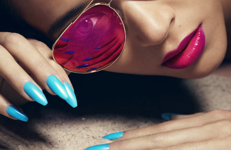 sunglasses Matthew Williamson for Linda Farrow
