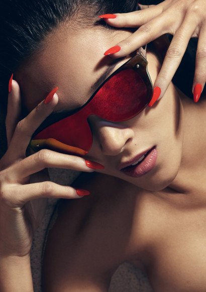 sunglasses 3.1 Phillip Lim for Linda Farrow