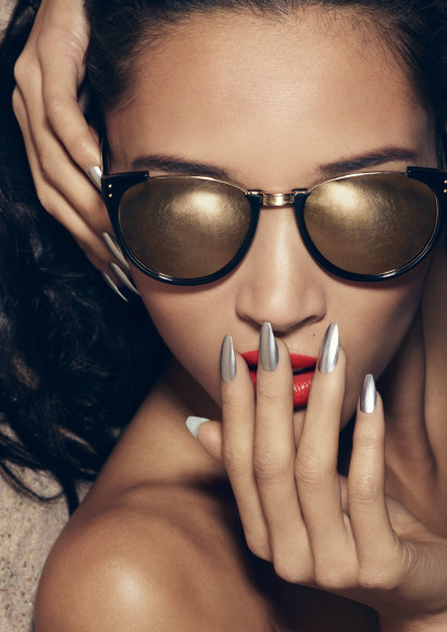 sunglasses Linda Farrow