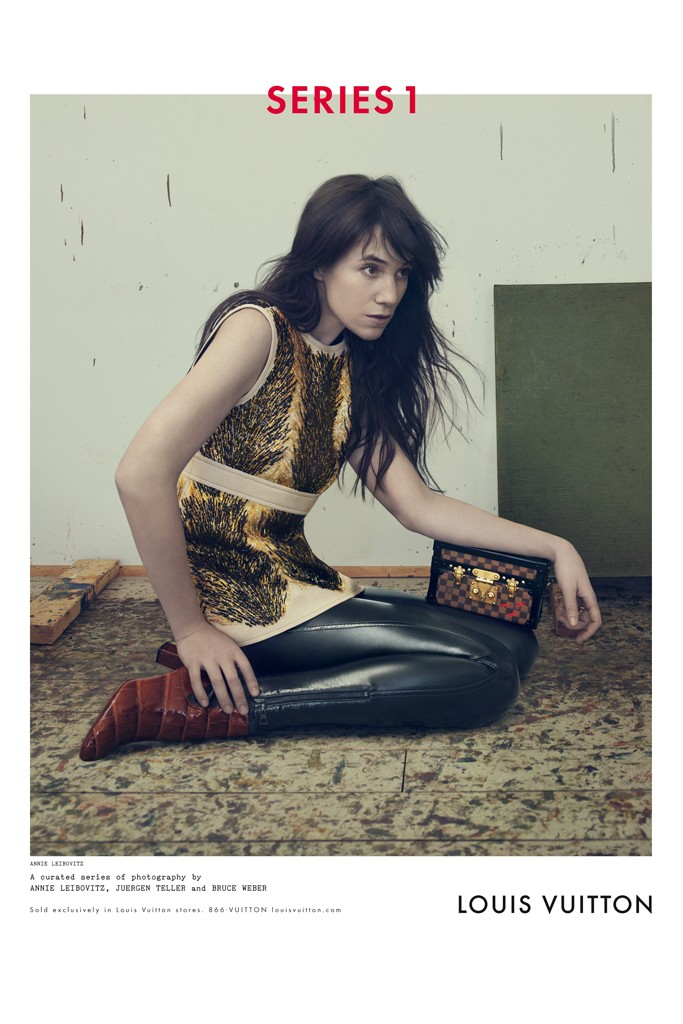 Louis Vuitton Fall 2014 Ad Campaign