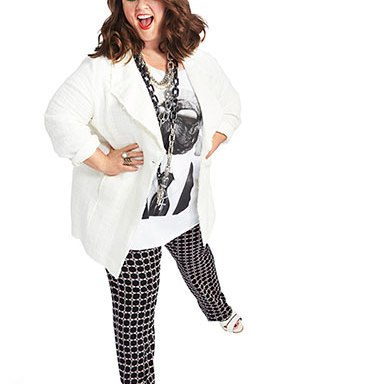 Melissa McCarthy covers Redbook Magazine July 2014 issue