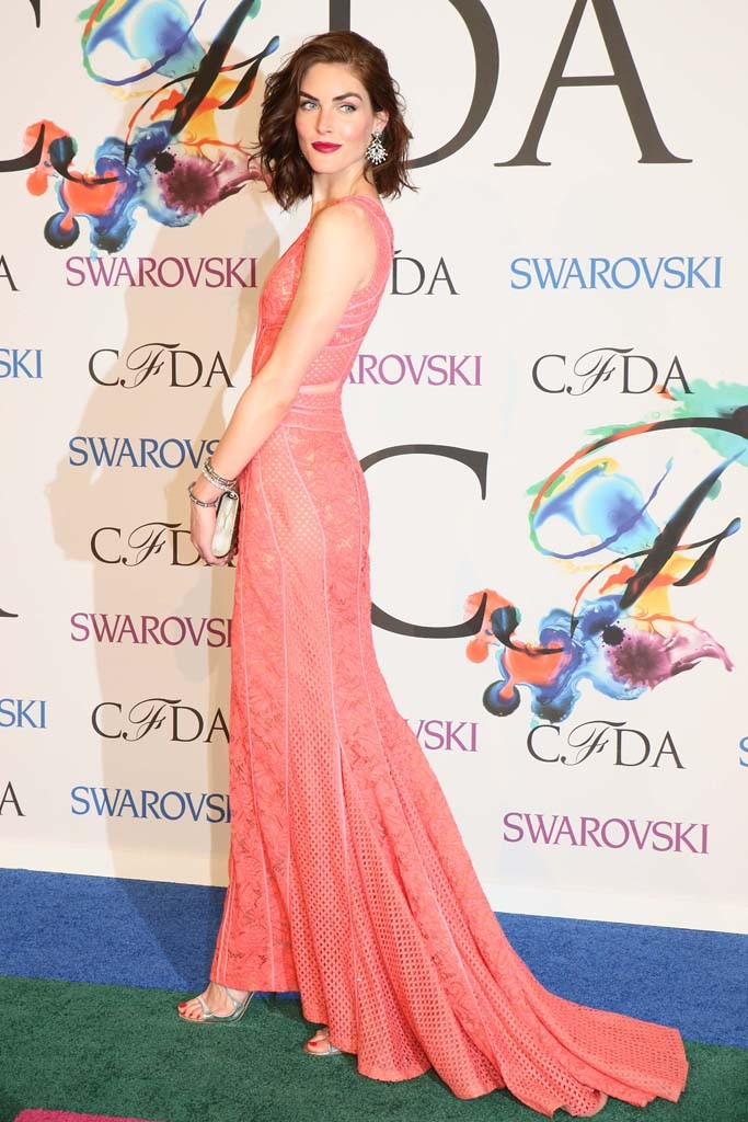 Red Carpet at CFDA Awards 2014