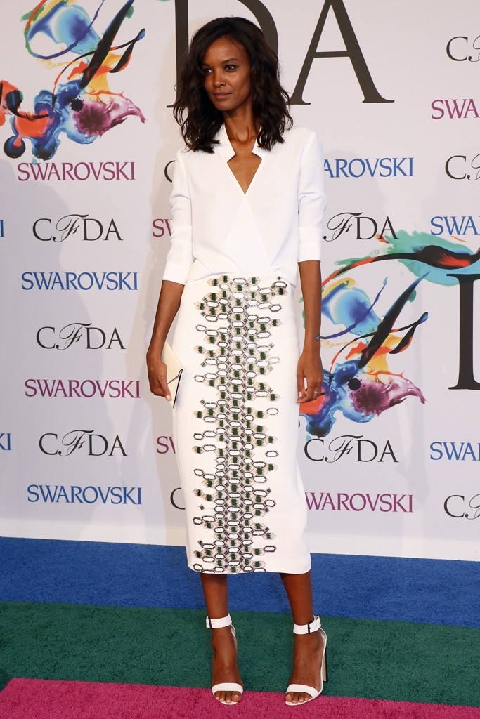 Red Carpet at CFDA Awards 2014