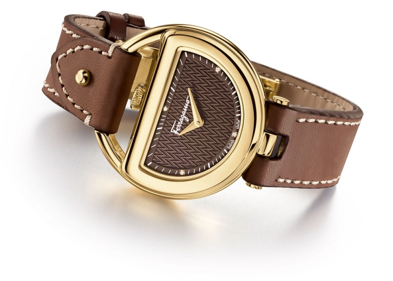 Salvatore Ferragamo Buckle Collection Summer 2014