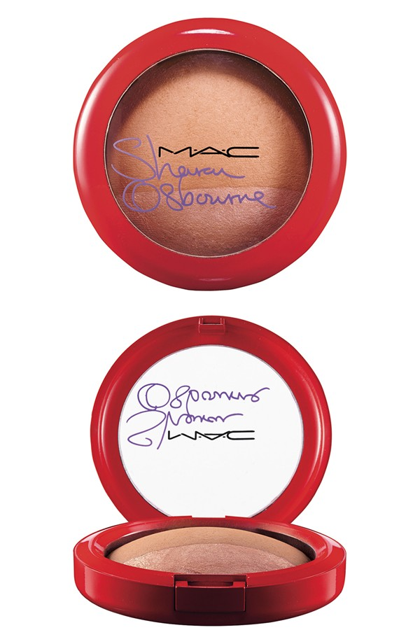 Sharon Osbourne for MAC collection
