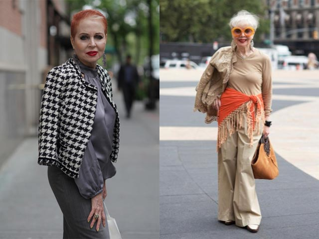 Style icons over 80
