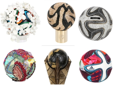 World Cup 2014 Adidas Brazuca Ball