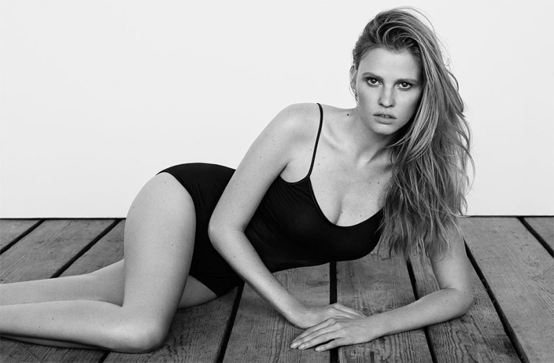 Lara Stone for The Edit July 2014