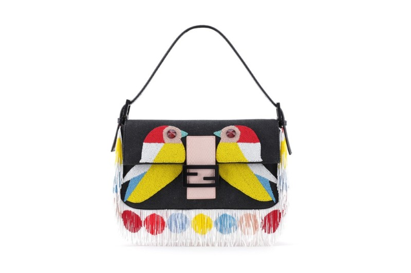 Fendi Resort 2015 Accessories Collection