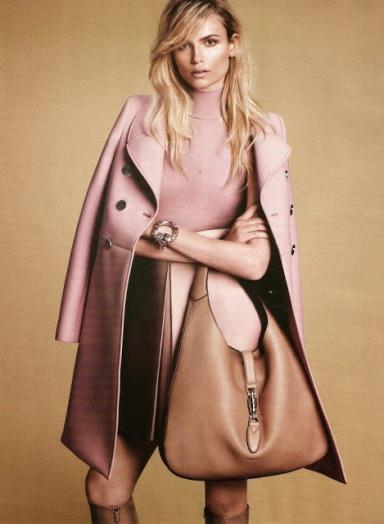 Gucci Fall/Winter 2014-2015 Ad Campaign