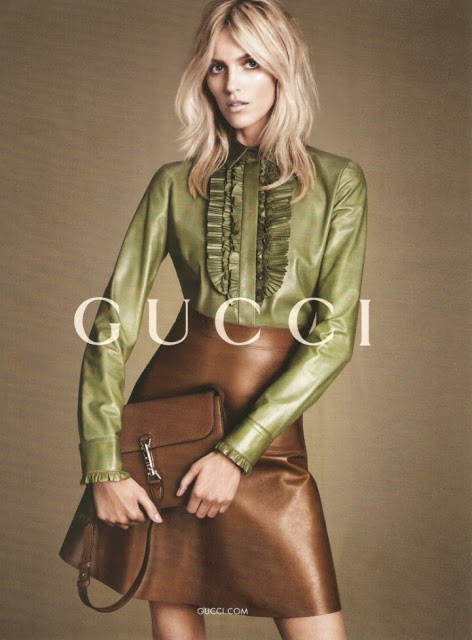 Gucci Fall/Winter 2014-2015 Ad Campaign