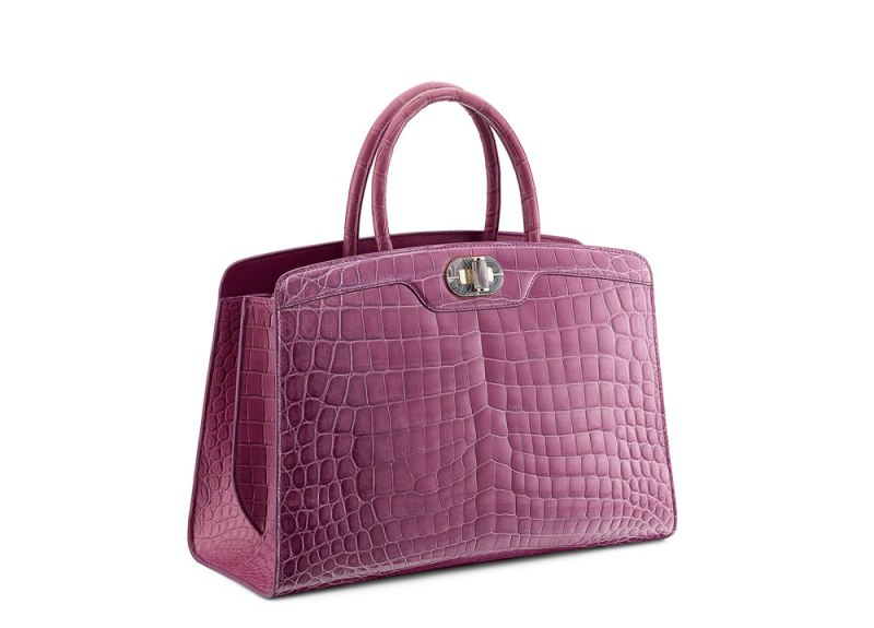 Icon 10 bag for Bvlgari's 130 anniversary