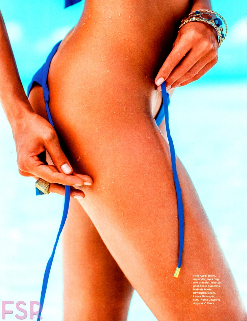 Irina Shayk for Maxim July/August 2014