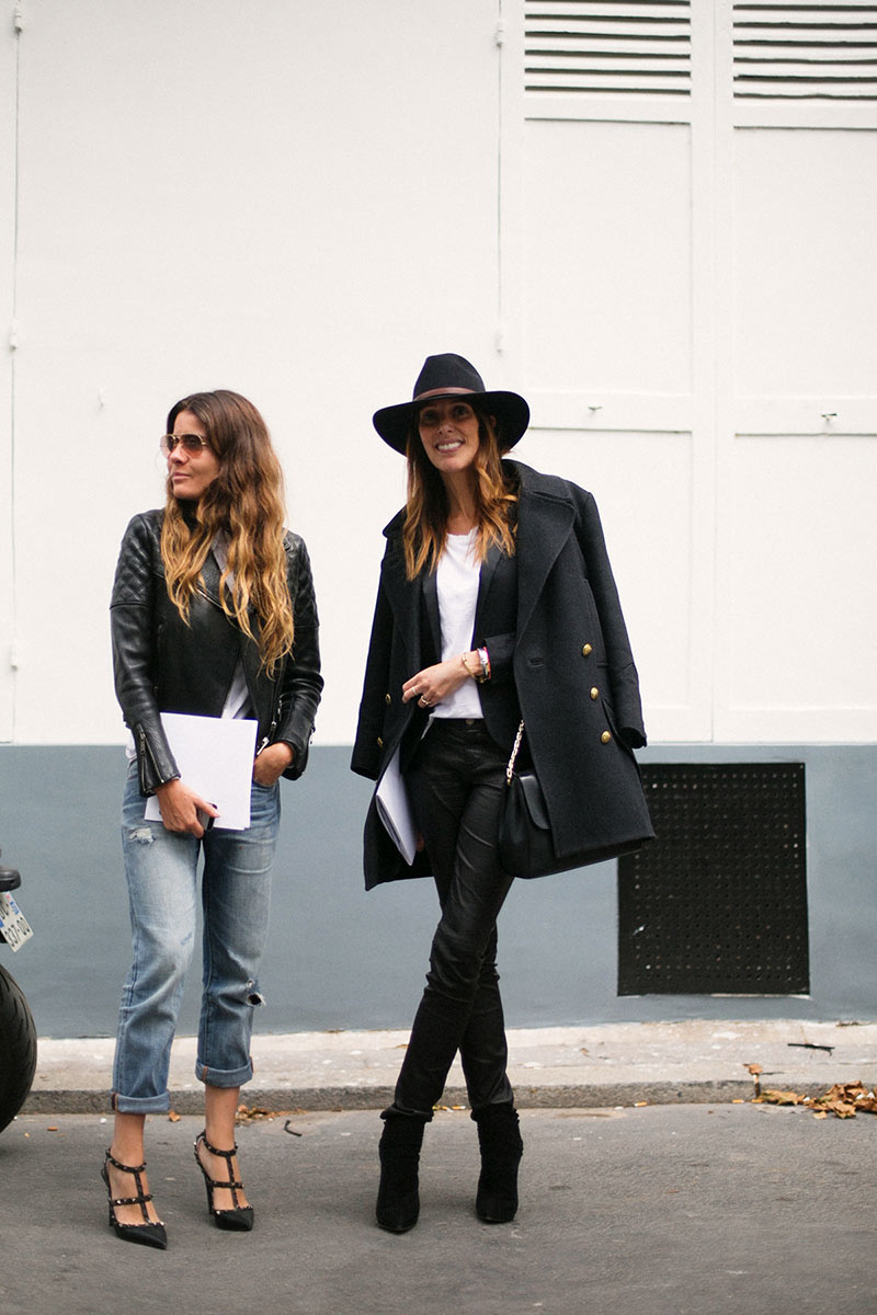 Street Style At Paris Haute Couture Week Fall 2014 Part 1 The Citizens Of Fashion