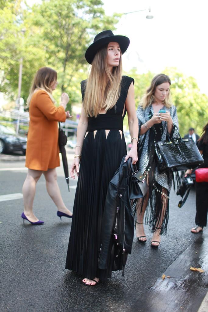 Street Style At Paris Haute Couture Week Fall 2014 Part 2 Natasha Sthlm
