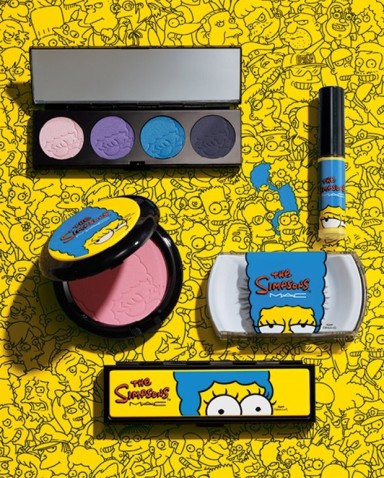 The Simpsons by MAC Collection