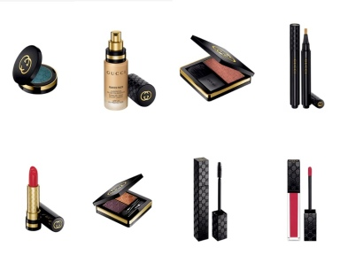 Gucci Cosmetics collection