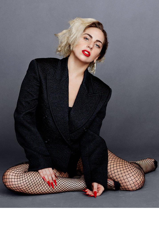 Lady Gaga for Harper's Bazaar US September 2014 | the ...