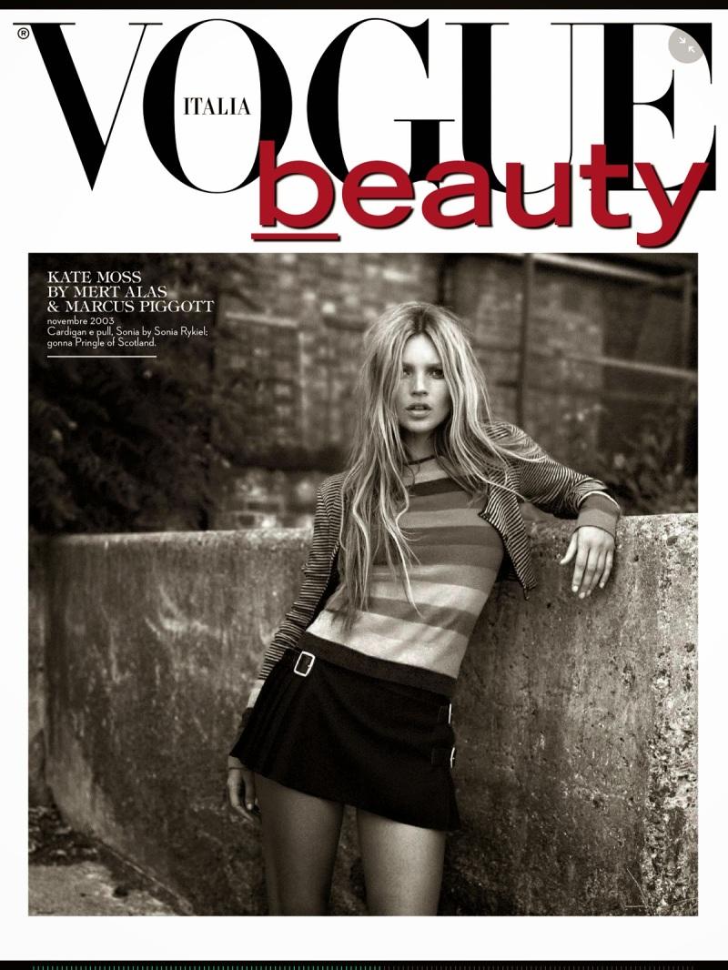 Vogue Italia September 2014