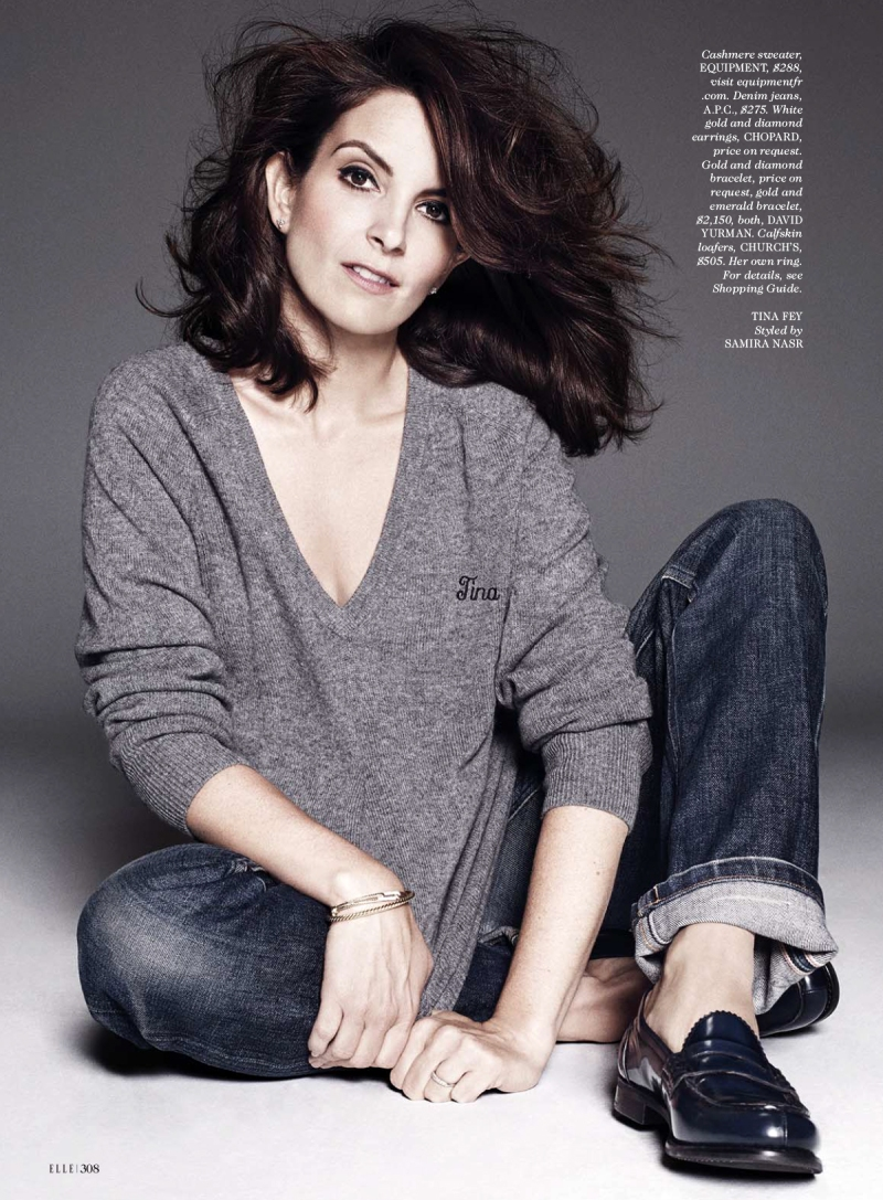 ELLE Women In Hollywood 2014 issue