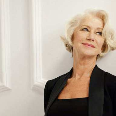 Helen Mirren Is the New Face of L'Oréal Paris