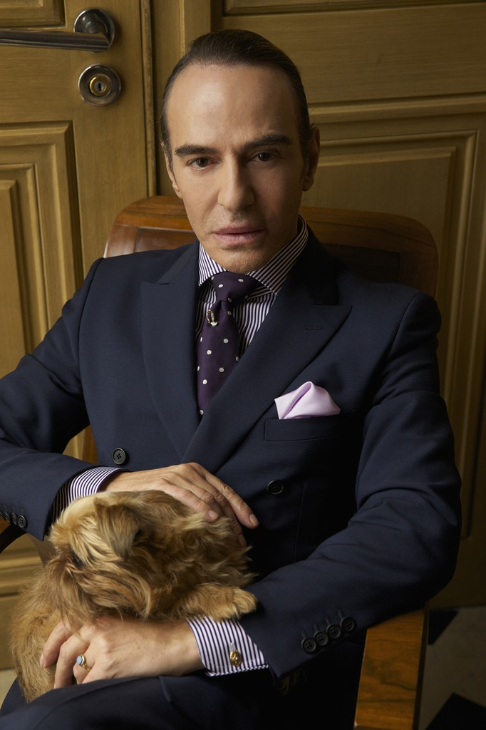 John Galliano Photo By Patrick Demarchelier