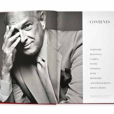 Oscar De La Renta The Style, Inspiration and Life of Oscar de La Renta