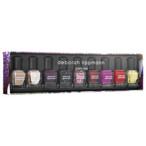 Deborah Lippmann Party Mix Nail Lacquer Set