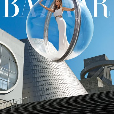 Jennifer Aniston for Harper's Bazaar US December 2014/January 2015