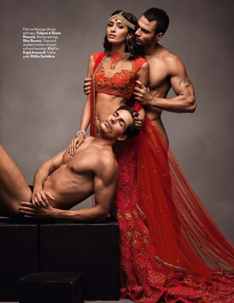 Vogue India November 2014