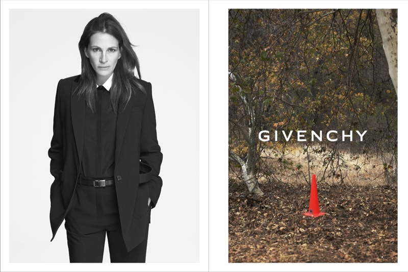 Julia Roberts for Givenchy Spring/Summer 2015