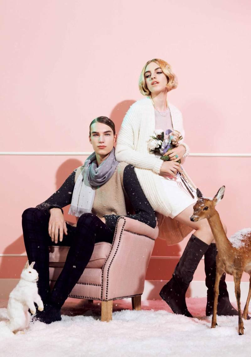 Vogue Japan December 2014