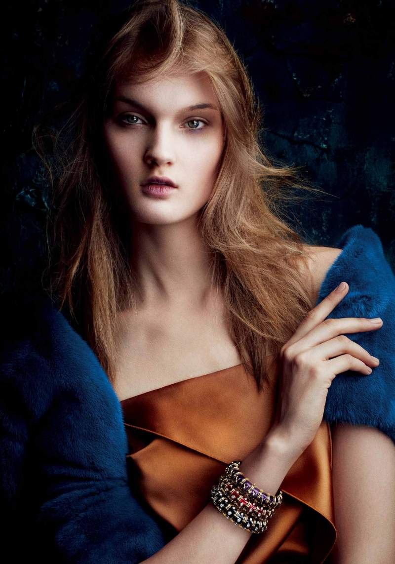 Vogue Japan Gioiello January 2015